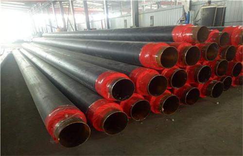 蕪湖熱力專用保溫管專業生產廠家