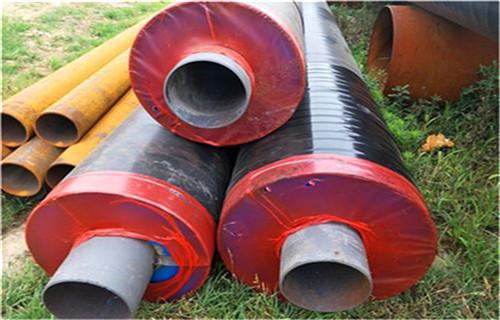 蕪湖熱力專用保溫鋼管價格  行情