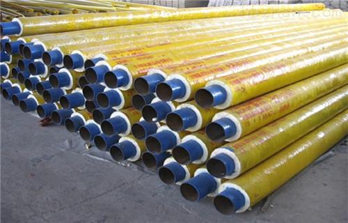 淮南市政供暖用保溫鋼管庫存廠家