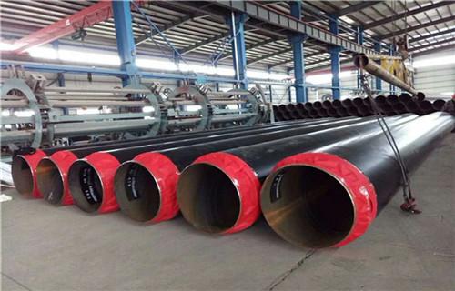 蕪湖D1320鋼套鋼巖棉蒸汽保溫管哪里可以買到