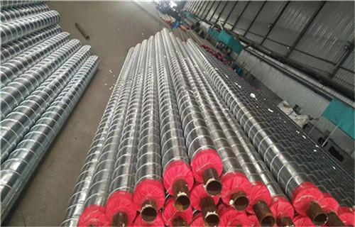 蕪湖溫泉鋼套鋼預制保溫管道銷售公司