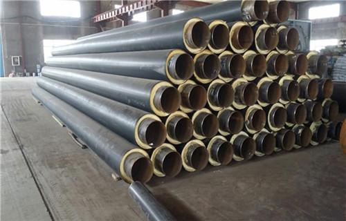 蕪湖DN32x3.5鋼套鋼保溫管本地廠家