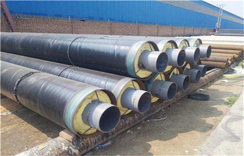 淮南耐高溫鋼套鋼DN40保溫管銷售廠家