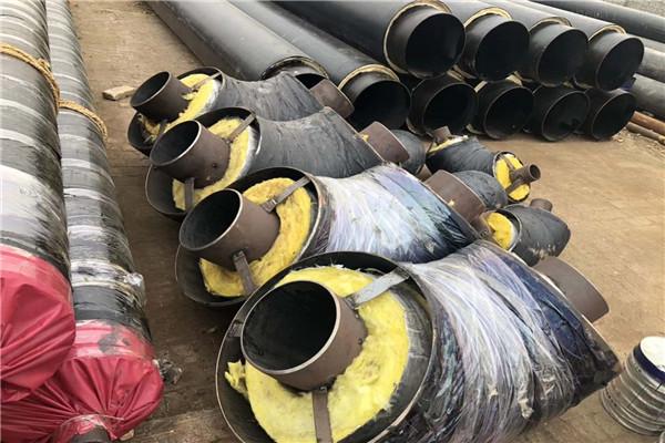 蕪湖耐高溫直埋式鋼套鋼保溫管庫存廠家