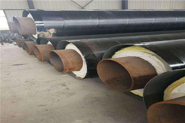 蕪湖鋼套鋼硅酸鈣走蒸汽直埋保溫管廠家