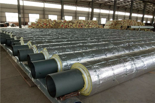 蕪湖地埋式預制蒸汽保溫管銷量高廠家