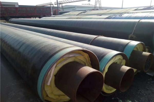 蕪湖耐高溫直埋式蒸汽保溫管生產廠家