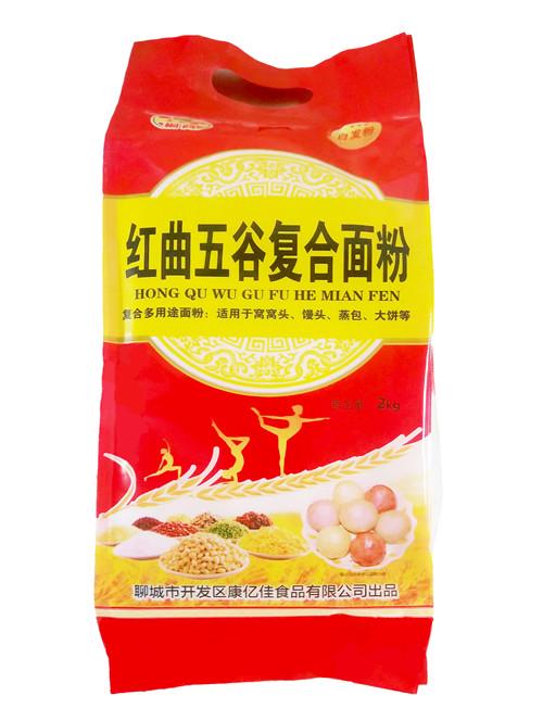 丽水富硒黑小麦水饺面粉代理加盟