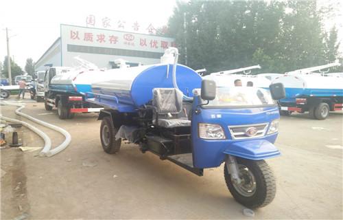 遵义绥阳县五征农用下水道吸粪车一辆需要多少钱