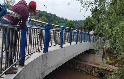 玉林桥上面的防撞raybet注册