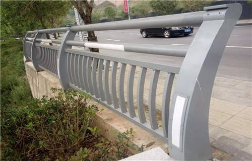 大庆桥梁防撞栏杆 质量保证