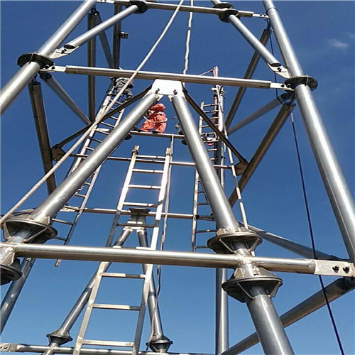 铁岭冷却塔烟囱平台防腐安全可靠