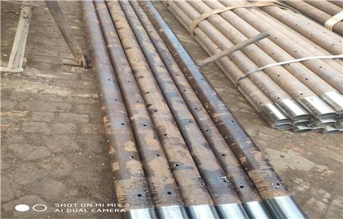 舟山76*4鋼管樁實體廠家價格美麗