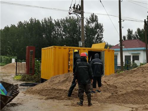 伊犁附近出租发电机静音环保