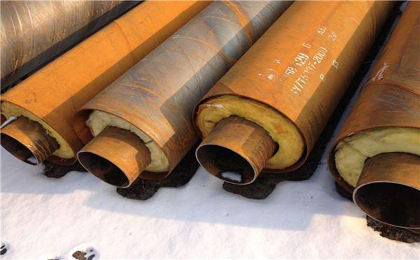 鄂尔多斯预制保温管钢套钢