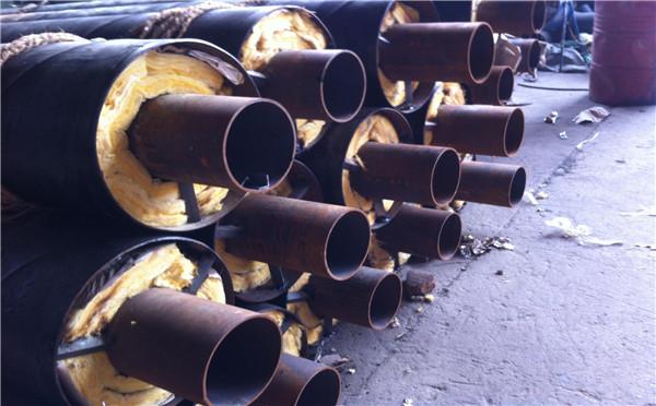 安徽预制保温管钢套钢