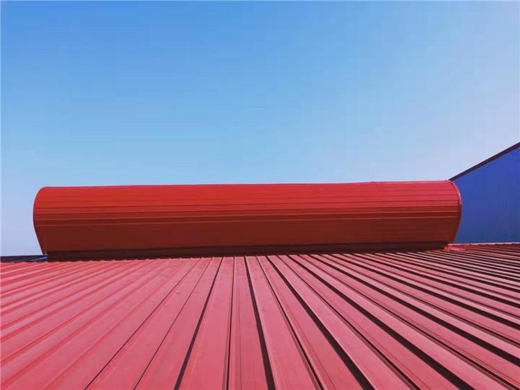 河南新乡顺坡气楼薄型屋顶通风器