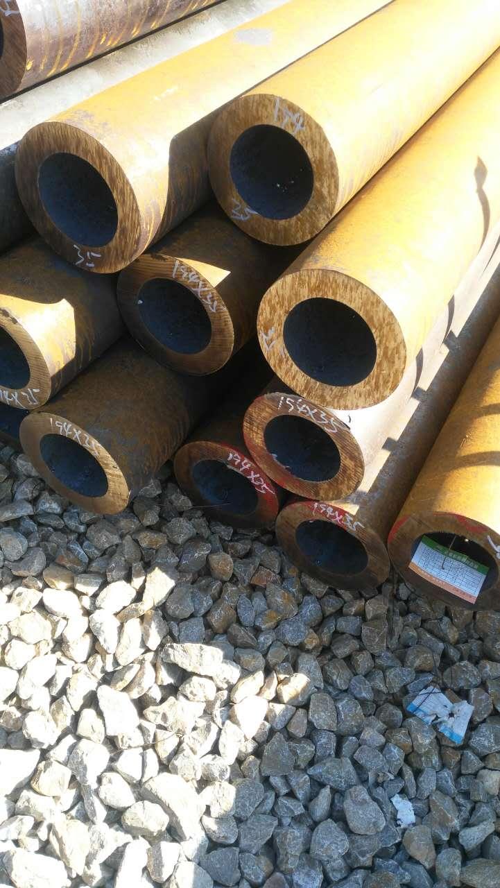 山西426X60厚壁鋼管45#材質切割零售價格