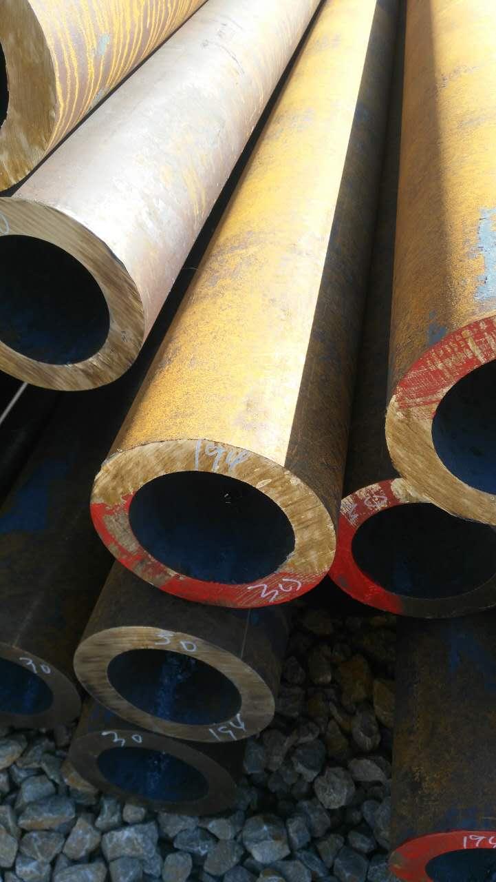 定西426X60厚壁鋼管45#材質切割零售價格