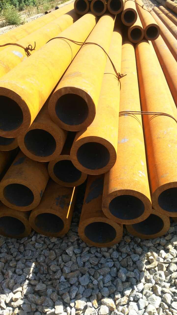 承德426X60厚壁鋼管45#材質切割零售價格