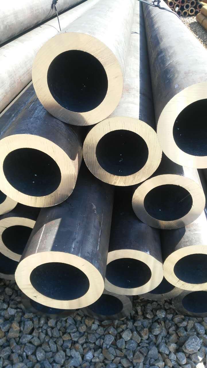 迪慶426X60厚壁鋼管45#材質切割零售價格