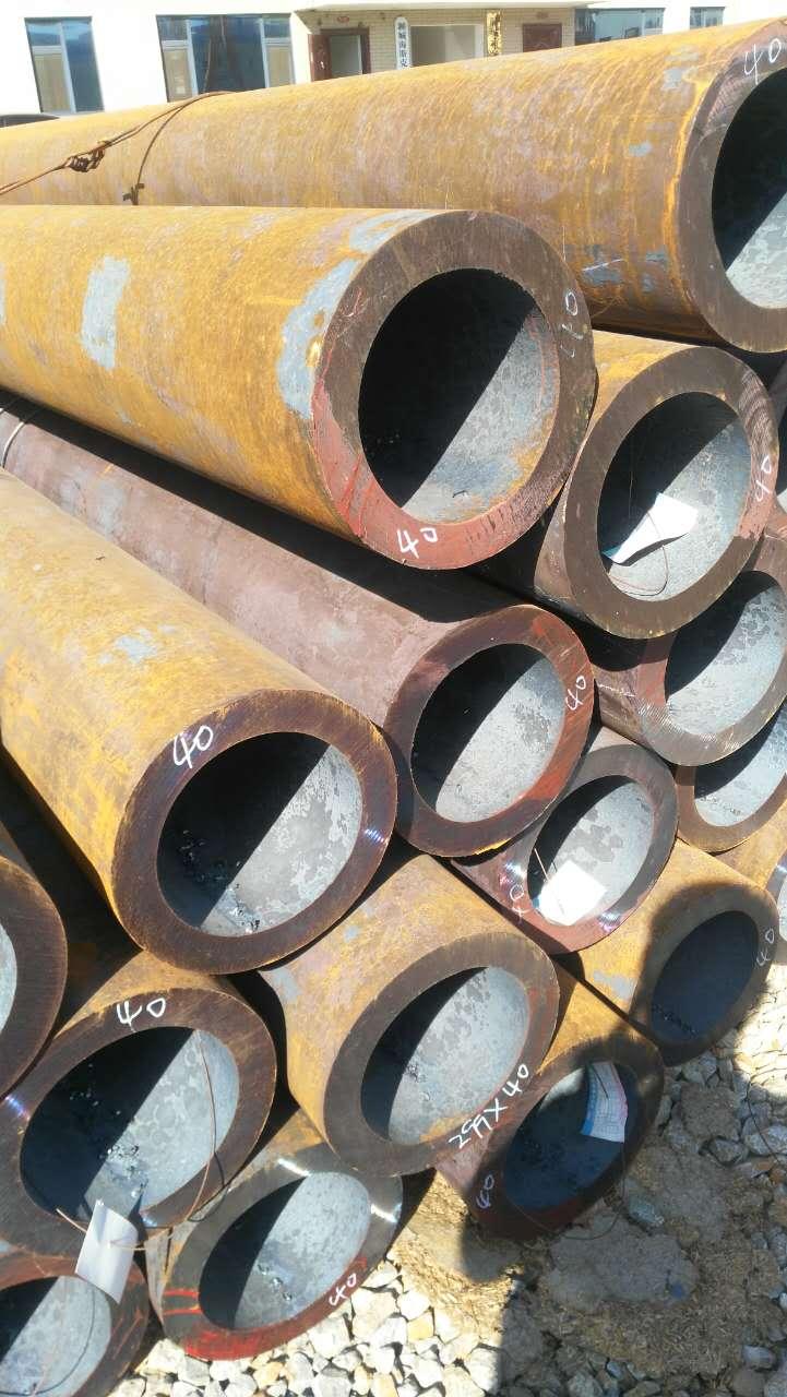 駐馬店426X60厚壁鋼管45#材質切割零售價格
