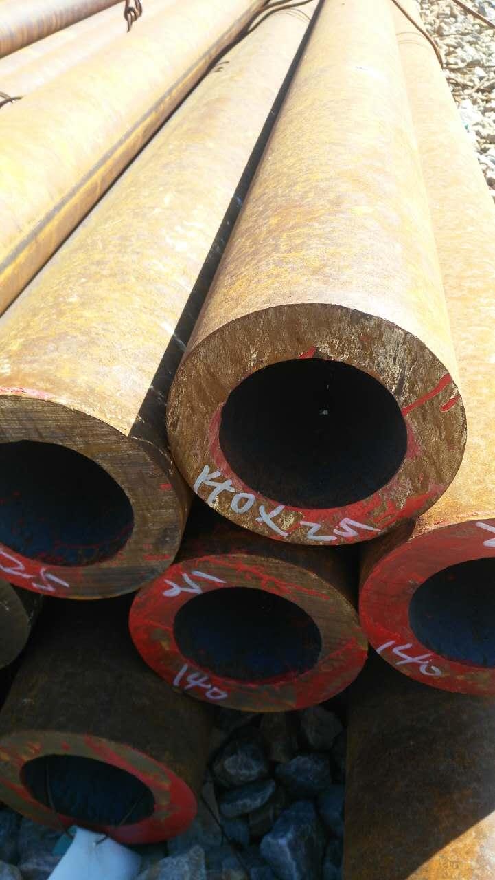遼陽426X60厚壁鋼管45#材質切割零售價格