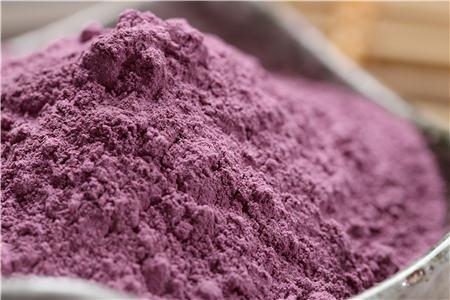 烏海紫薯面粉圖片