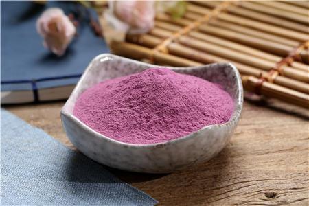 阿里紫薯生粉圖片