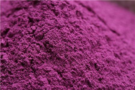 台州紫薯雪花粉怎么做好吃