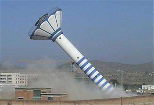 朝陽涼水塔煙囪拆除規格型號