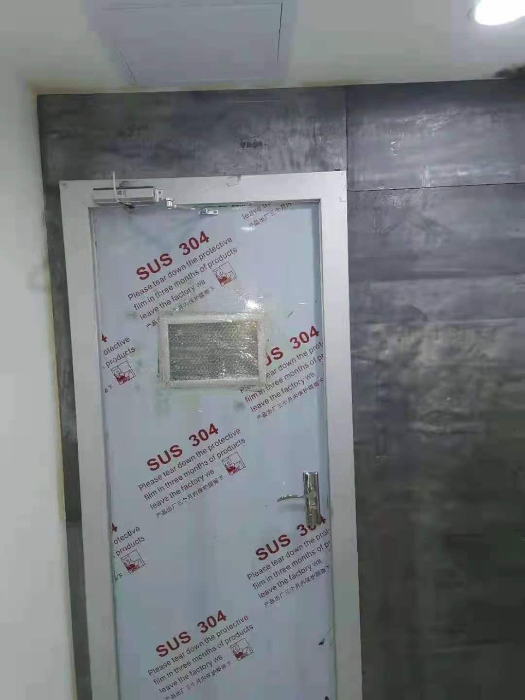 广东省江门恩平市X射线防护铅门铅门什么价格