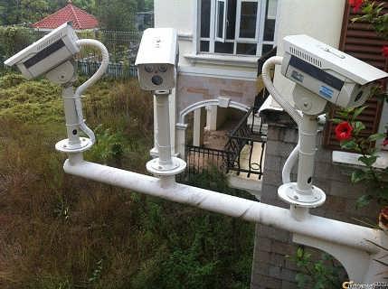 范县火车站监控安装