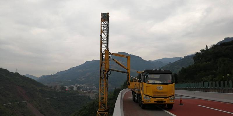 郧县桥梁检修车出租多少钱一辆