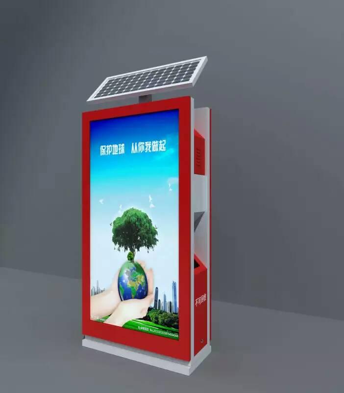 玉林广告垃圾箱垃圾箱灯箱厂家直销
