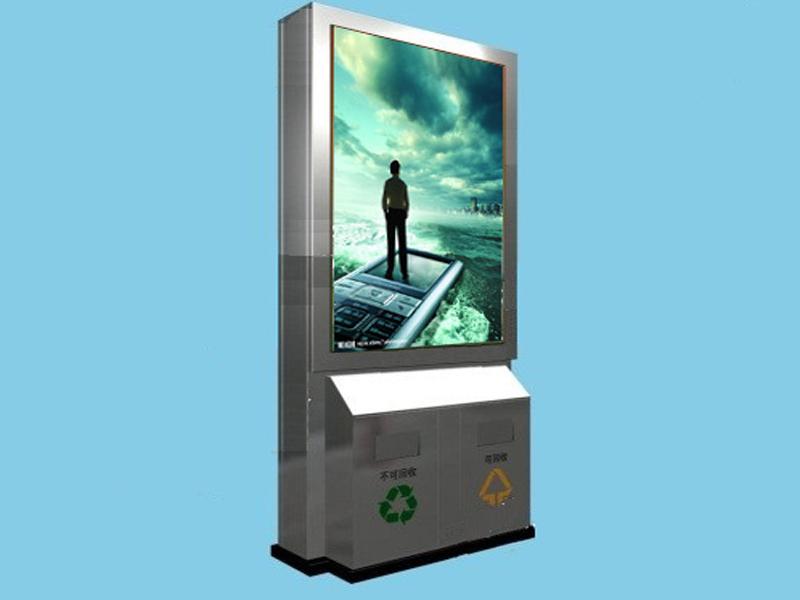 常州广告垃圾箱垃圾箱灯箱哪里有卖