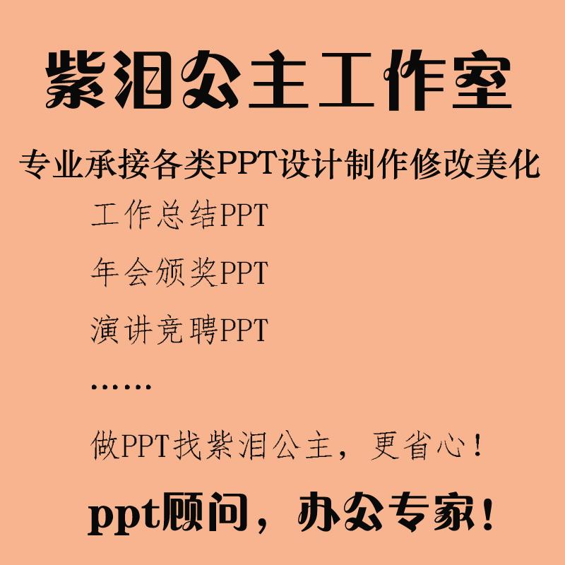 濮阳市PPT代做-PPT怎么代做-如何代做PPT