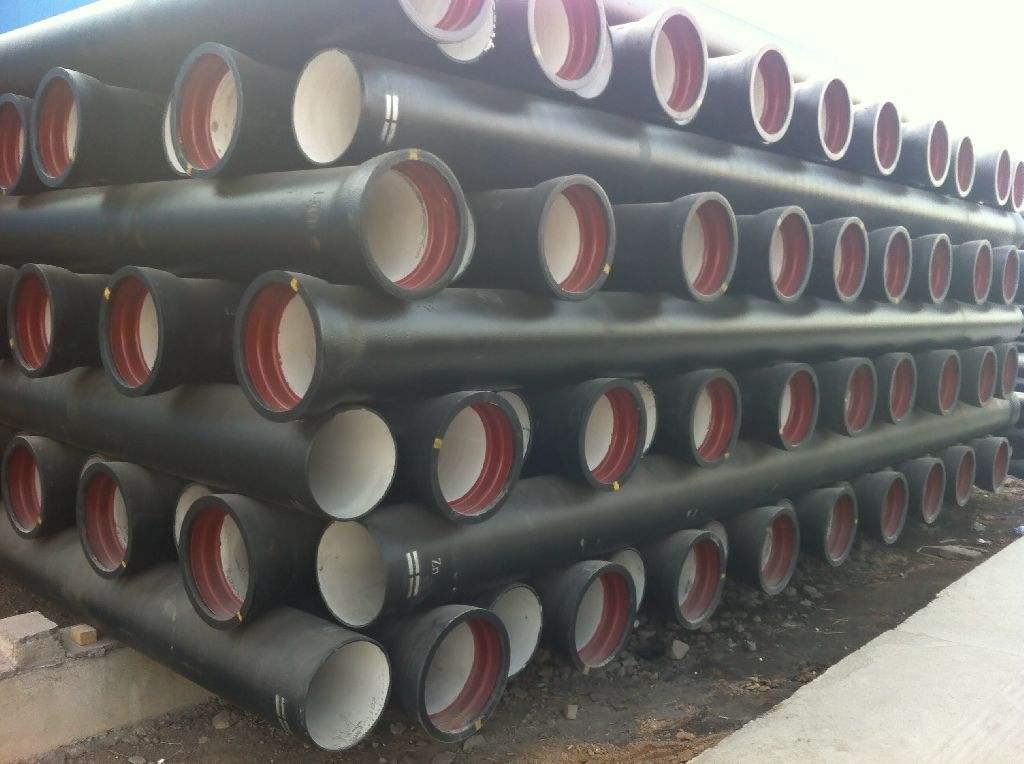 梧州给水球墨铸铁管产品资讯