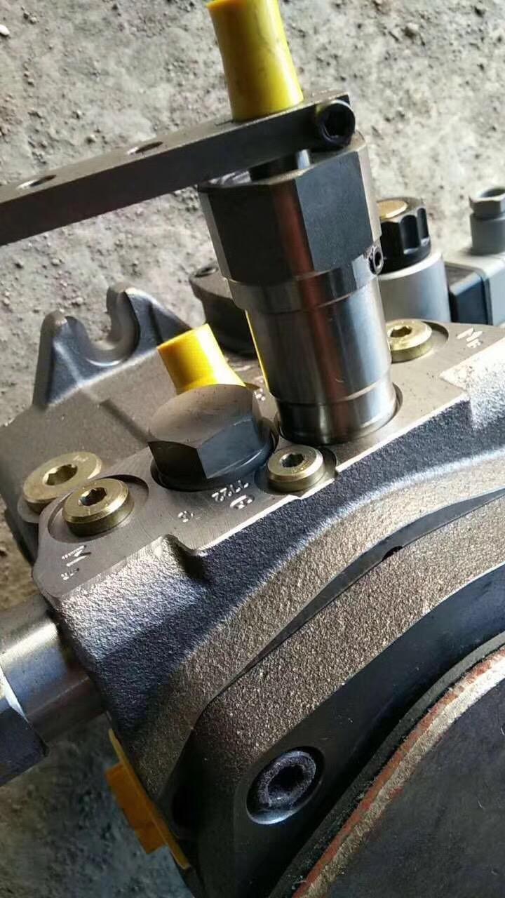 rexroth力士乐齿轮泵A4VSO250DFR/22R-PPB13N00