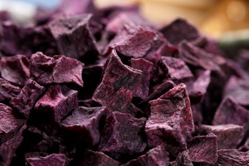 定西紫薯生丁价格和吃法