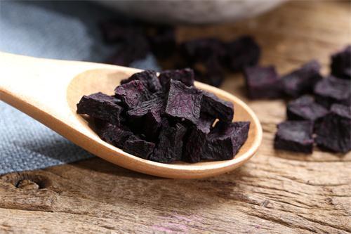 福建紫薯生粉加工过程