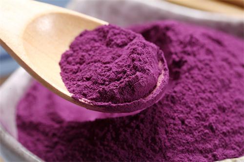周口紫薯熟粉批发直销
