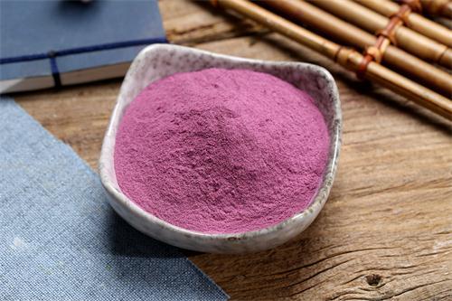 四平紫薯熟粉厂