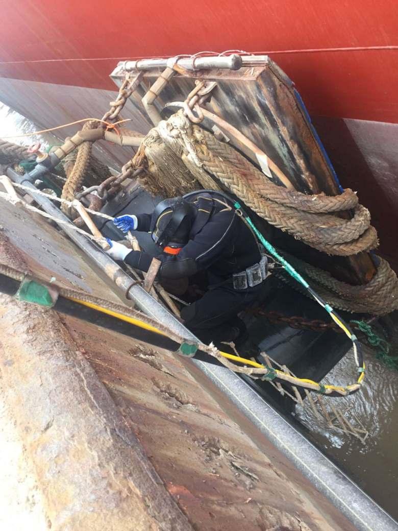 辽源水下安装沉管公司电话安全考虑