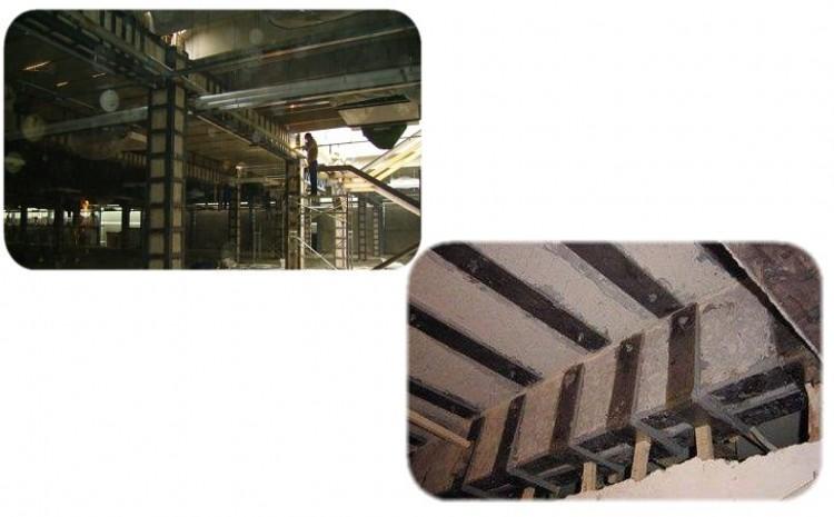 石门承重梁加固-A级改性环氧粘钢胶新型建材-质量好