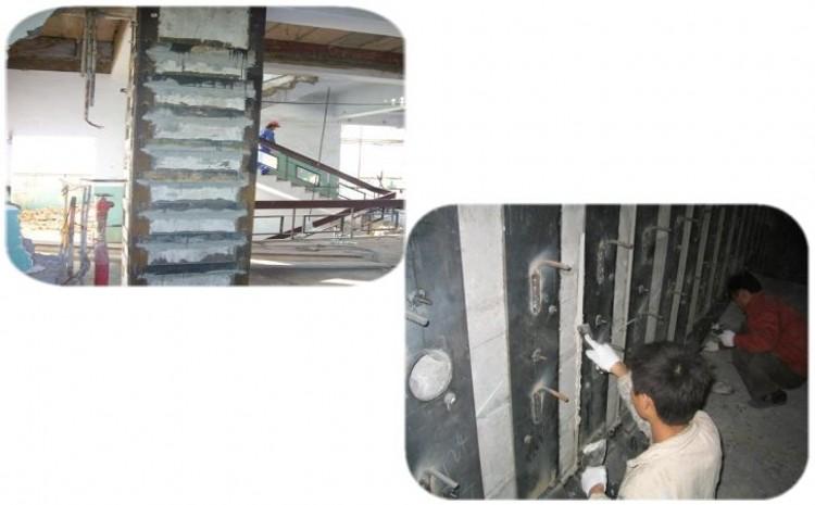 个旧结构性修补专用材料-环氧树脂粘钢胶有哪些用途?