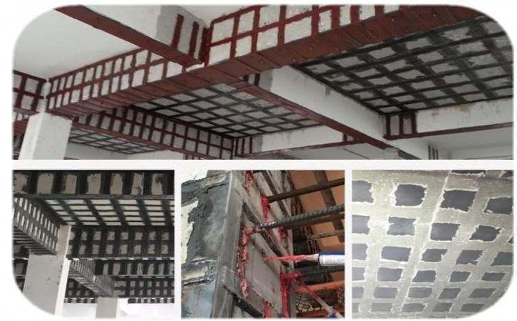 泸西结构性修复专用-A级改性环氧粘钢胶施工工艺流程详解