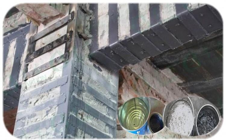 勐海特种加固材料-A级改性环氧树脂粘钢胶主要有什么功能作用?