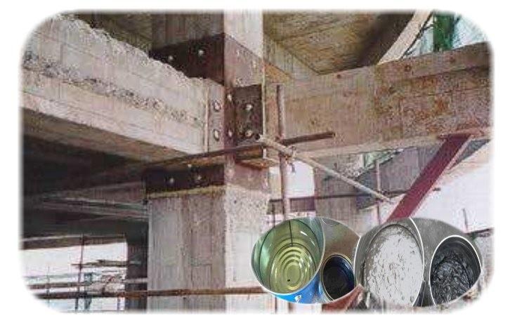 麻栗坡外包钢粘结-环氧树脂粘钢胶出厂价销售