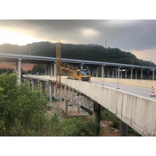黔南市贵定桁架式桥梁检测车出租一对一服务